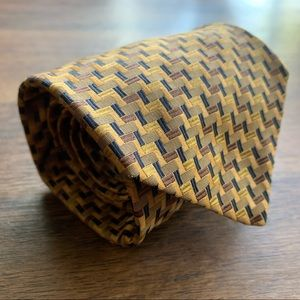 "Altea ""Seven Fold"" Hand Made Silk Tie"